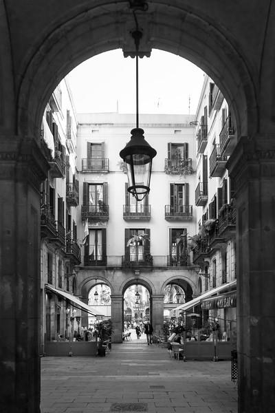 El Gotic, Barcelona, Spain