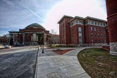 Hendricks' Chapel & Maxwell School of Citizenship
