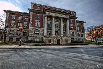 Slocum Hall, School of Architecture