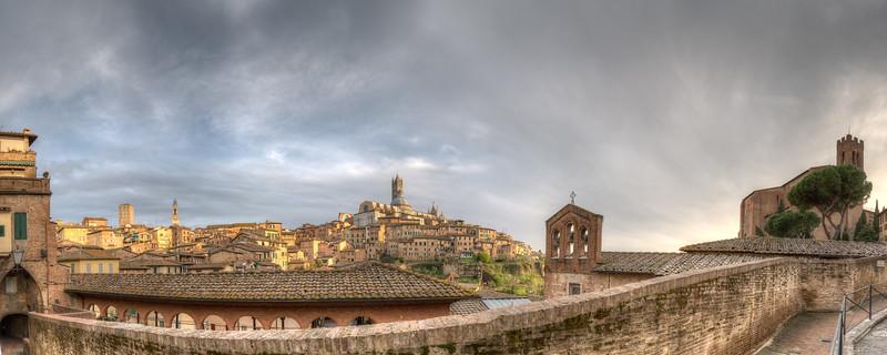 Siena - Italy - April 5, 2015