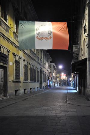 Le Stade della Bandiera - Via Emilia a San Pietro, Reggio Emilia, Italy - February 21, 2011