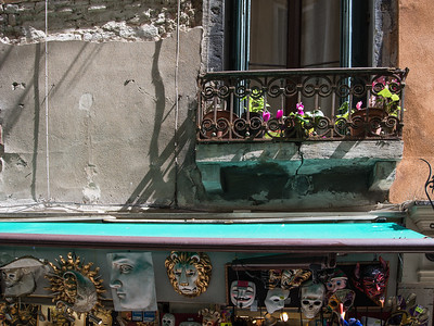 Detail - Venice - Italy - April 18, 2014