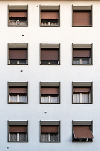 12 Windows - Reggio Emilia, Italy - June 26, 2018