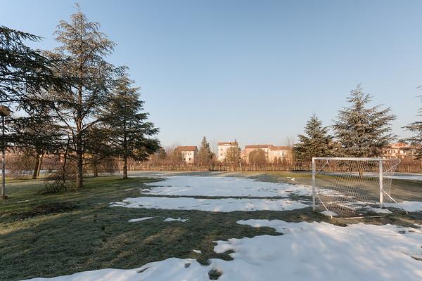 Parco i Frassini - Reggio Emilia, Italy - February 19, 2015