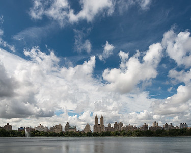 Central Park - New York, NY, USA - August 20, 2015