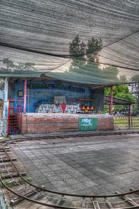 Urban Sunset - Parco delle Caprette, Reggio Emilia, Italy - June 13, 2015