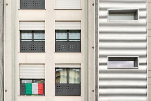 Urban Still Life - Pieve Modolena, Reggio Emilia, Italy - May 29, 2020