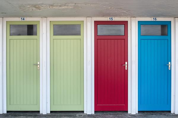 Mistery Door - Perros-Guirec, France - August 16, 2018