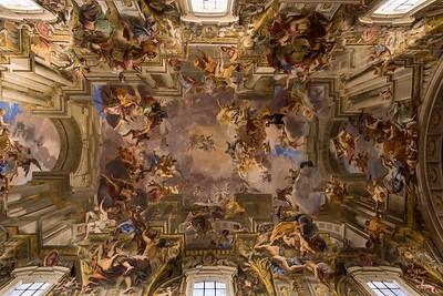 Sant'Ignazio of Loyola Church, Rome