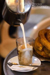 Cafe y Churros  ©Michelle Brooker