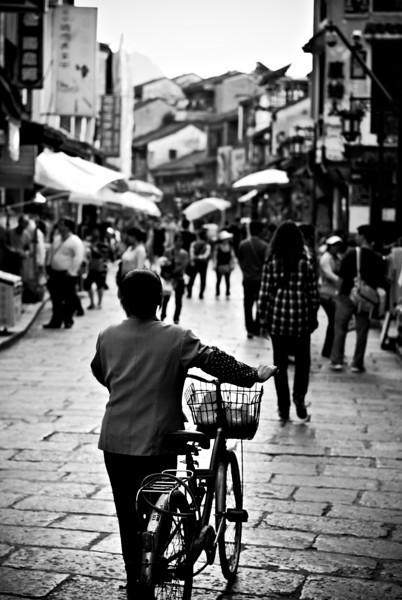 Yangshuo, China  April 2010