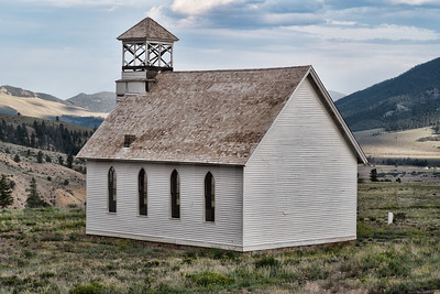 Historic Church 002 | Wall Art Resource