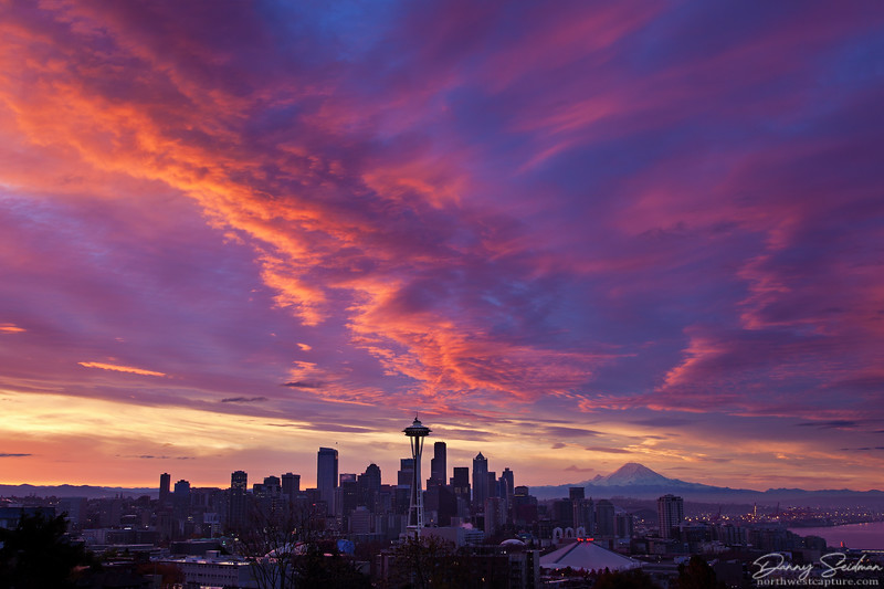 Seattle's First Light