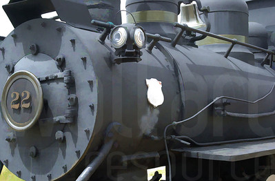 South Park Steam Engine | Wall Art Resource
