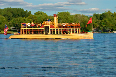 Minnehaha Boat 001 | Wall Art Resource