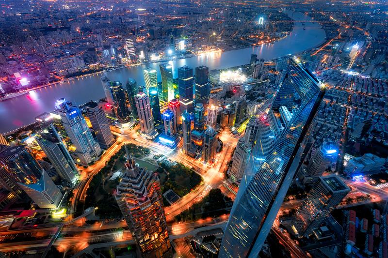 Top of Shanghai