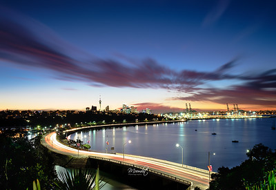 Goodnight Auckland!