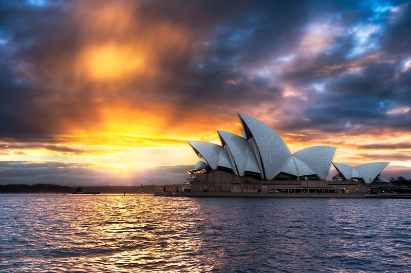 Sydney Gold || Australia