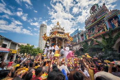 Thaipusam Penang 2015 | Malaysia