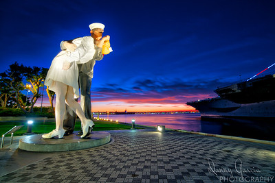 Unconditional Surrender at Sunset