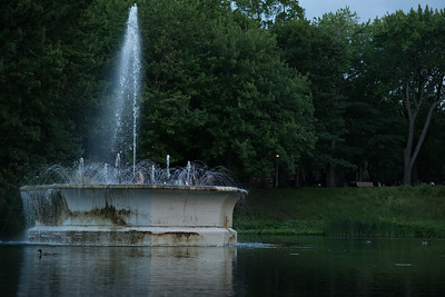 Fontaine نافورة