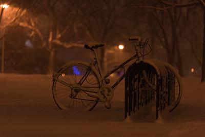 I forgot my bike