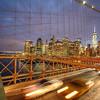 Lower Manhattan from the Brooklyn Bridge