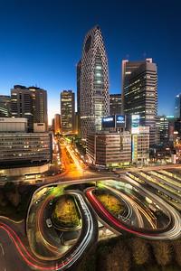 Bustling Shinjuku | Japan
