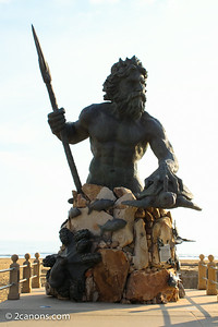 King Neptune in Virginia Beach, Virginia