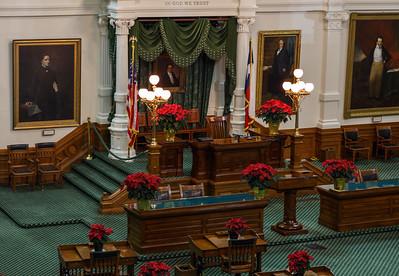 House Chamber, Texas House of Representatives