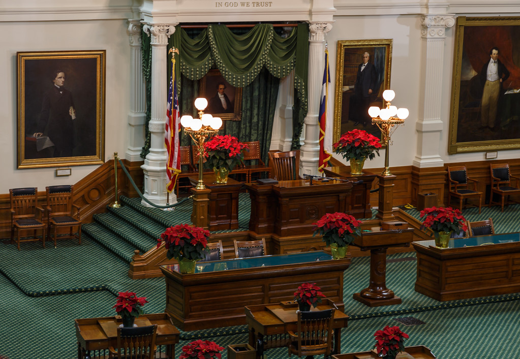 House Chamber, Texas House of Representatives