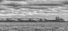 Navy Pier B/W