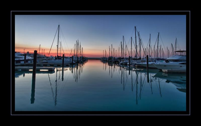 DuSable Harbor - Line' m-Up