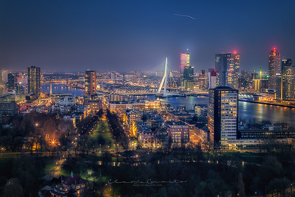 Lights of Rotterdam