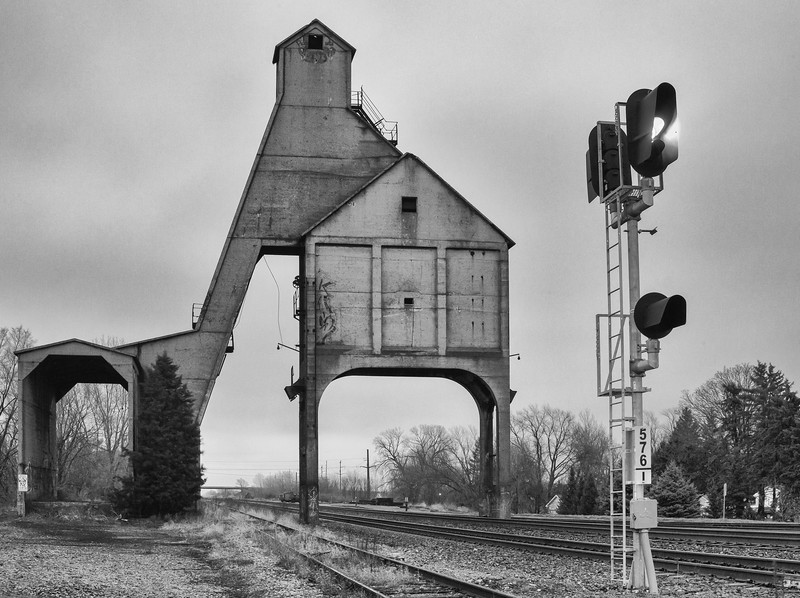 Dekalb Coaling Tower