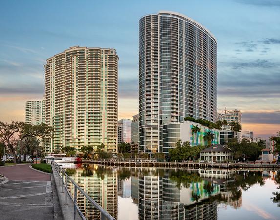 Ft Lauderdale River Walk