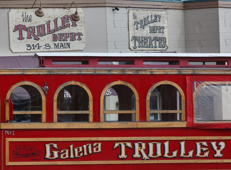 Galena Trolley