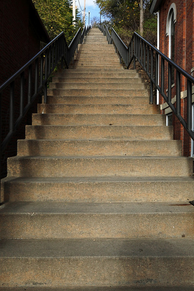Stairs of Galena