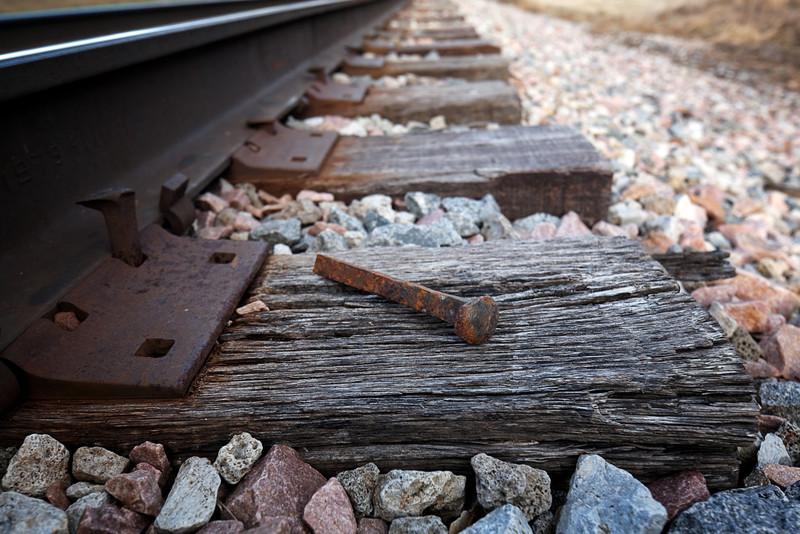 Rail Spike