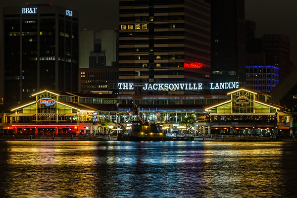 The Jacksonville Landing