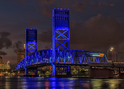 Main St Bridge Jacksonville FL