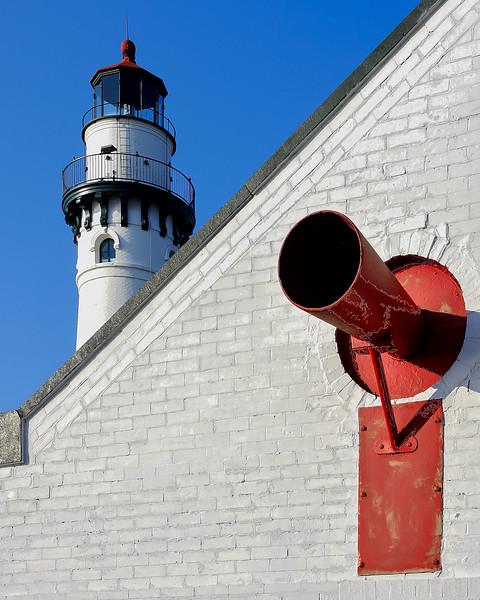 Lighthouse Warning Horn