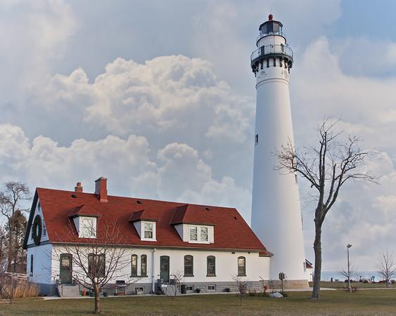 Windpoint Lighthouse