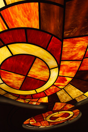 Stained Glass Ceiling IMG5427