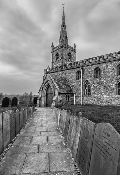 St Mary Magdalene, Peckleton