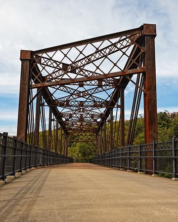 Herr's Island Bridge
