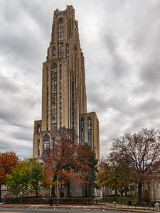 Cathedral of Learning Pittsburgh, PA