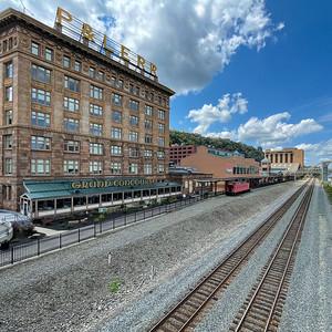 Pittsburgh & Lake Erie RR Terminal