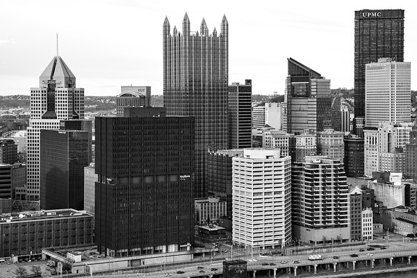 Downtown Pittsburgh-