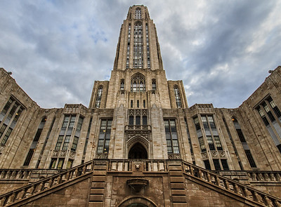 Cathedral of Learning Pittsburgh